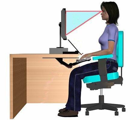 Célèbre Comment bien aménager son poste de travail sur ordinateur  BY37