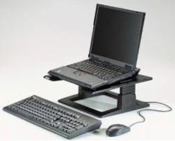 Elévateur ordinateur portable